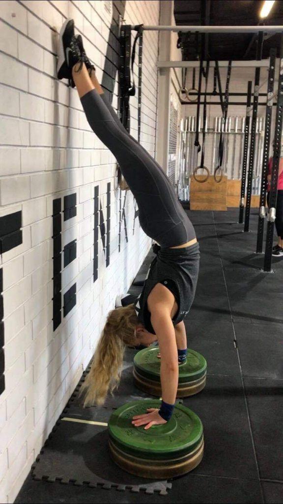 CrossFit Artax CrossFit Perth Jessica Henricks
