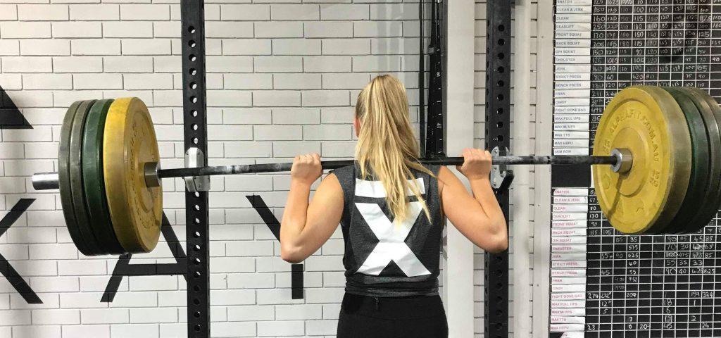 CrossFit Perth-CrossFit Artax-Jessica-Hendricks