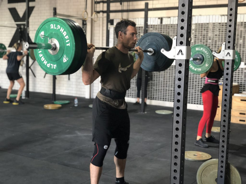 CrossFit Perth - Artax - Member of the Month