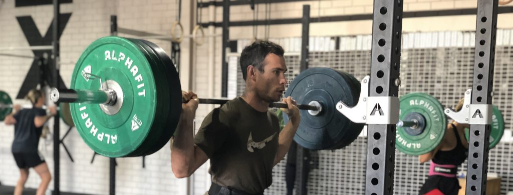 Perth CrossFit Artax Member of the Month